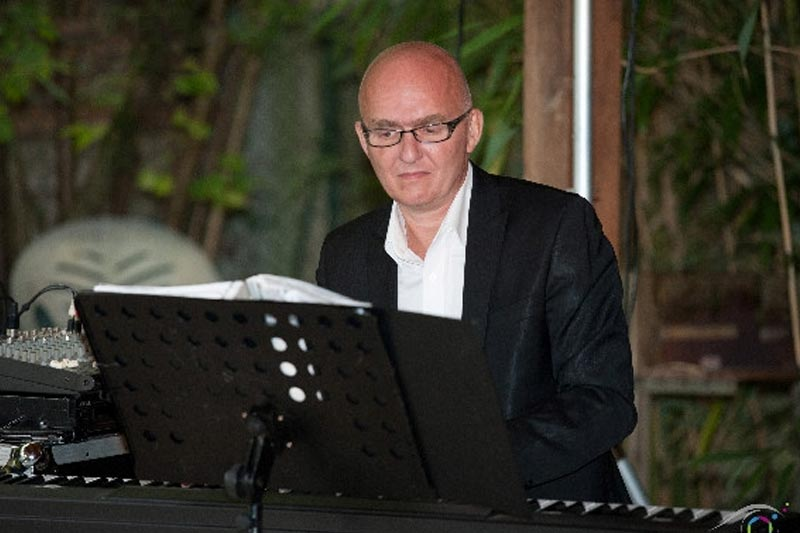 Dominique Régnier Pianiste