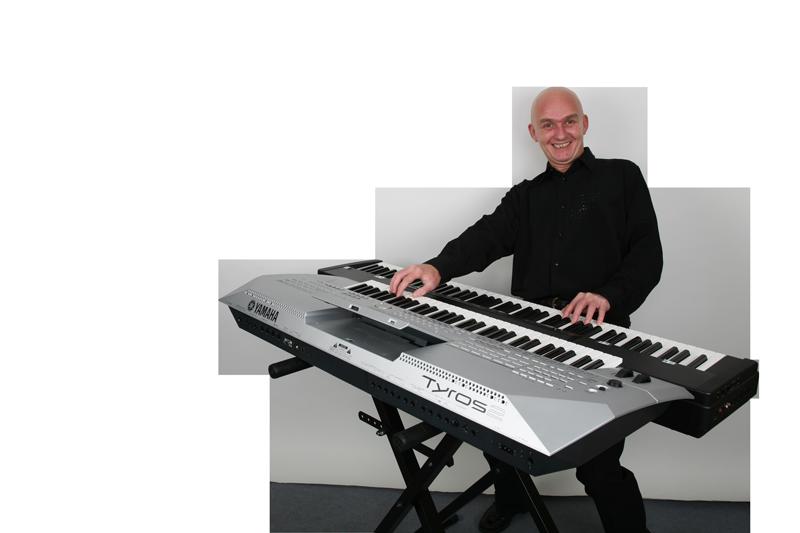 Dominque Régnier, musicien pour votre cérémonie de mariage