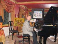 Piano classique pour vos réceptions et soirées VIP
