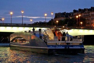 Panamour, concert-spectacle sur la Seine