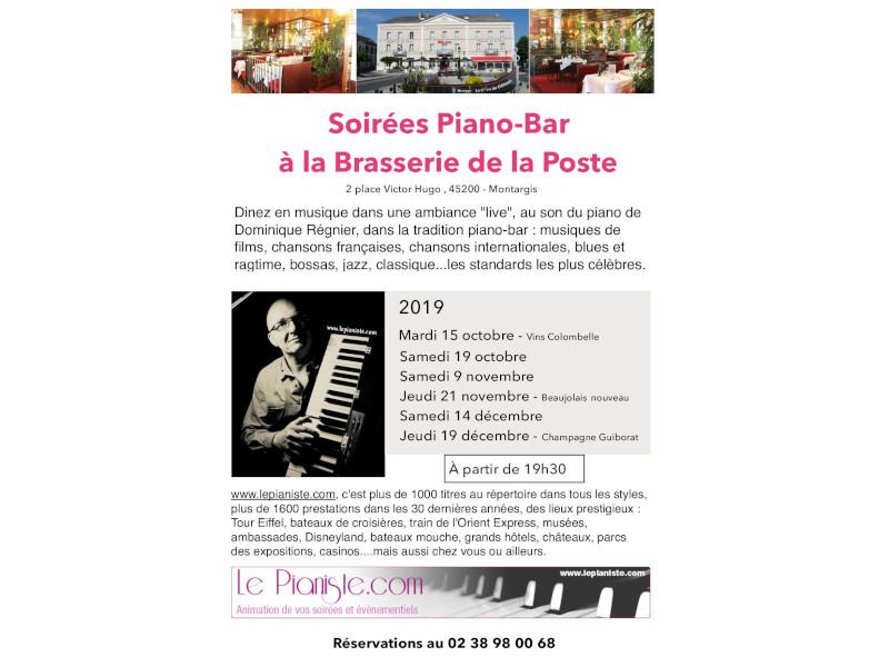 piano-bar à montargis